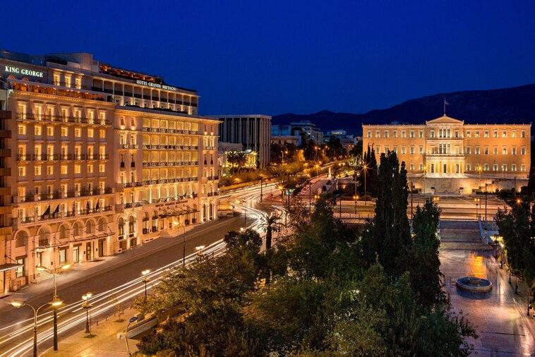 Ξενοδοχείο King George