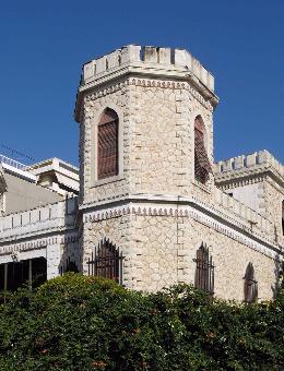 Μουσείο Μπενάκη Παιχνιδιών – Οικία Κουλουρά Π. Φάληρο