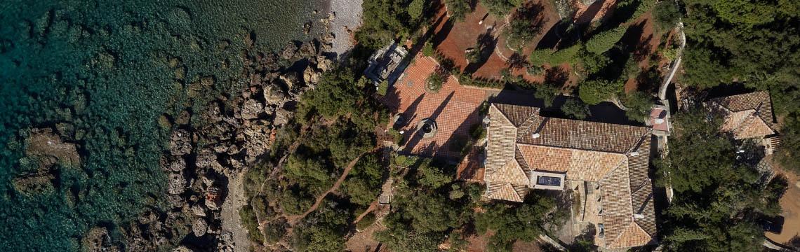 Μουσείο Μπενάκη – Οικία Patric & Joan Leigh Fermor, Καρδαμύλη