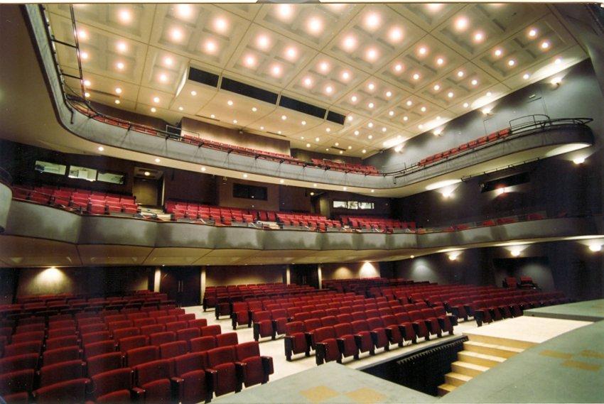 Εθνικό Θέατρο – Κτήριο Rex & Βεστιάριο