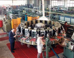 Boxer – Φείδας ΑΕ, Εργοστάσιο Μενιδίου