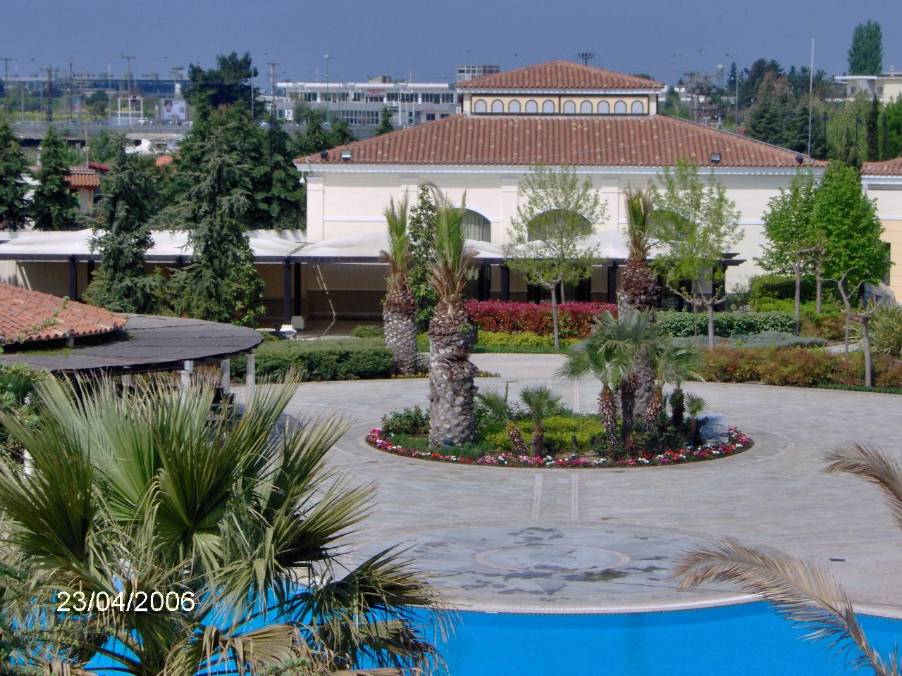Ξενοδοχείο Hyatt Regency Θεσσαλονίκης