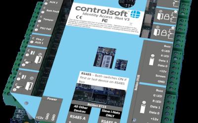 Controlsoft Ι-ΝΕΤ plus – Λύση ελέγχου πρόσβασης κάθε απαίτησης – 19/12/2020