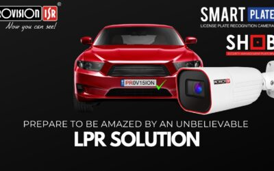 Provision-ISR Smart Plate – Η αναγνώριση πινακίδων δεν υπήρξε ποτέ πιο ακριβής – 30/02/2021